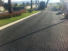 baskılı asfalt
